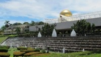 Mosque accommodating 1,500 people