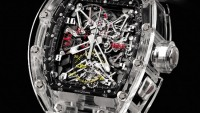 Richard Mille RM56 watch is all-sapphire horological masterpiece
