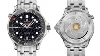 The Omega Seamaster 50th anniversary James Bond watch