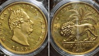 Indian collector buys King William IV Double Mohurs gold coin for Rs 1.3 million at auction