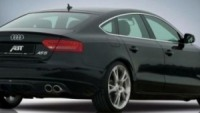 Elegant and luxurious Audi A5 Sportback