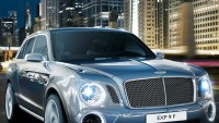 Bentley's first SUV Concept Car EXP 9F debuts at Geneva Motorshow