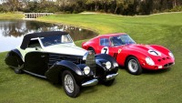 Bugatti Type 57 and Ferrari 330 LM grab the honours at Amelia Island Concours D'Elegance