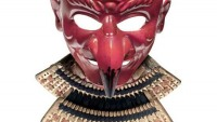 Japanese Iron Mask sold for thirty times its original price at auction