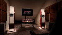 """$62,780 Vilner's audio system inspired by the Rimac """"Concept One"""" super car"""