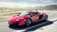 2013 McLaren MP4-12C Spider to sell for $302,830
