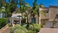 Leona Lewis's Hollywood Hills Home