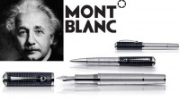 Montblanc pays homage to Albert Einstein with Great Characters Limited Edition 2013 Pen