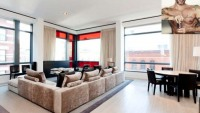 Diet Coke's new Creative Director Mark Jacobs 40 Mercer Street Condo is available for rent at $37,500