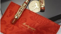 Montegrappa Dragon's limited edition fountain pen to honor Bruce Lee