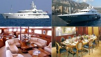 Eight magnificent superyachts up for grabs!
