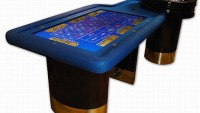 TouchTable MultiPlay Roulette – Gang up more bets!