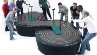 8 Lane Scalextric – Big toys for Big boys