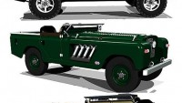 $157,709 Bell Aurens Longnose is the New Generation Land Rover with 1500+ HP
