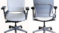 Seat-on with Steelcase Leap Chair – Give yourself the C.E.O treatment!