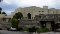 Frank Lloyd Wright's troubled Ennis House on sale for $15 million