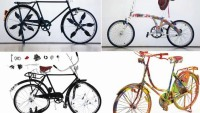 13 artistic bikes up for auction at ICA's Psychedelica Gala