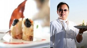 World's most expensive egg roll: A $100 Lobster Egg Roll