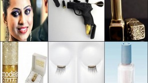 Most expensive cosmetics