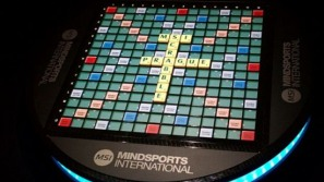 The World's Most Advanced and Expensive Scrabble Set unveiled for Prague Mind Sports Festival