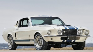 A 1967 Shelby Ford Mustang becomes the most expensive ever sold with a price tag of $1.3million