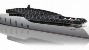 Astheimer designs 'Solar' yacht for an eco luxurious cruise
