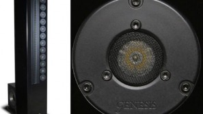 Genesis rolls out the 2.2 Junior loudspeakers for $49,000 a pair