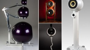 Sexiest spherical speakers you'd look on to hear long