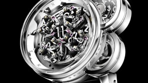 Harry Winston unveils Opus Eleven at Baselworld 2011