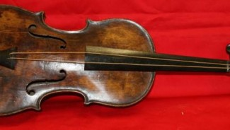 Violin Which Was Played as Titanic Sank Fetches $1,617,300 at Auction
