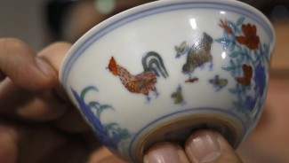 Rare Ming cup auctioned for $36 million