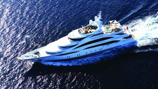 Diamonds are Forever – Luxury Yacht at its Best