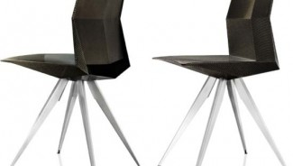 Audi R18 Ultra Chair by Clemens Weisshaar and Reed Kram is feather-light to lift and extremely durab