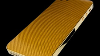 Golden Dreams limited edition iPhone made with revolutionary 'CarbonGold'