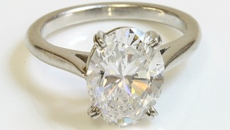 Large diamond ring has spotlight in Sworders auction May 20