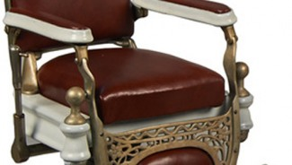 Miniature barber chair sells at $42,000 clip in VCA auction