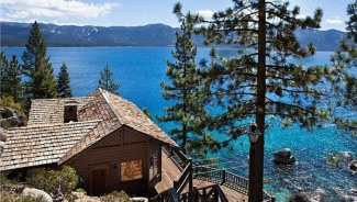 Estate on Lake Tahoe up for sale for $19.5 Million