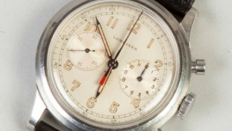 Longines watch the surprise of Cottone auction at $50,600