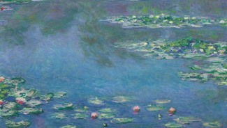 Monet's 'Water Lilies' painting sells for $54 million at Sotheby's
