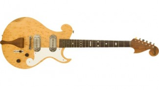 1949 Bigsby Electric Guitar is the most expensive vintage guitar sold at Heritage Auctions