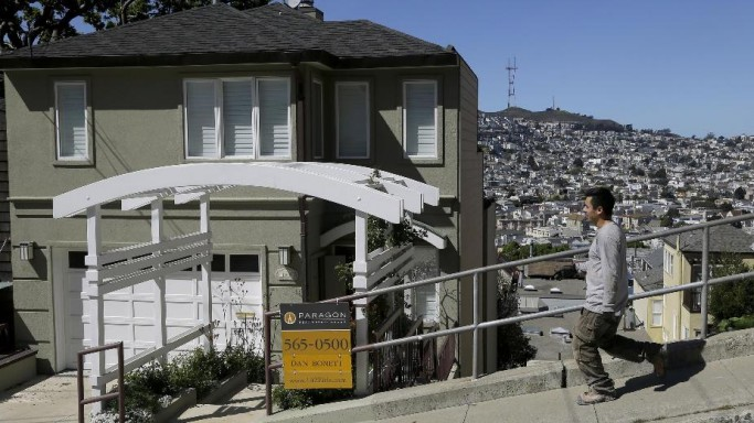 Median home prices touch a high of $1 million in San Francisco