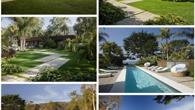 George Lucas mansion in Carpinteria