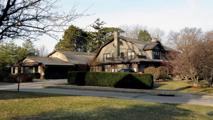 Warren Buffett's home