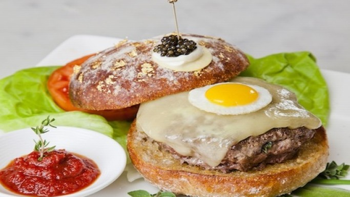 Serendipity 3 serves most expensive hamburger for $295