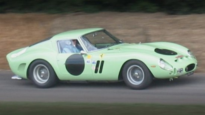 Vintage 1962 Ferrari GTO sells at $35 Million to become world's most expensive car