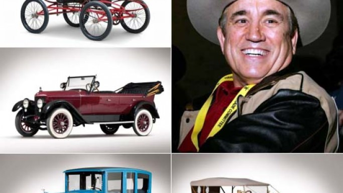 John O'Quinn's car collection goes for sale at Hershey Auction