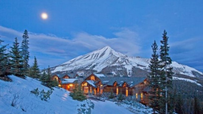 26 Obsidian Road Mansion: Yellowstone Club's crown jewel heads to auction