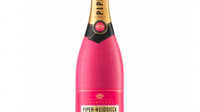 Piper-Heidsieck unveils Valentine's Day Special Limited-Edition Rosé Sauvage Bodyguard Bottle
