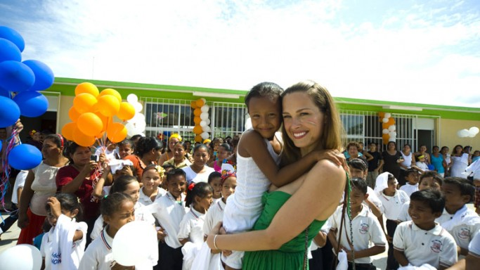 Petra supports Yéle Haiti Foundation
