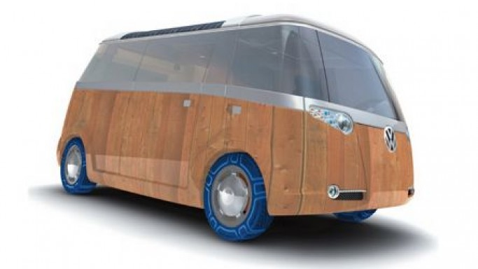 The All-New VW Westfalia Camper Van